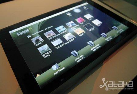 Primeras impresiones de los nuevos tablets Acer