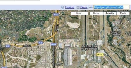 Google Maps ahora tiene un acortador de URLs integrado
