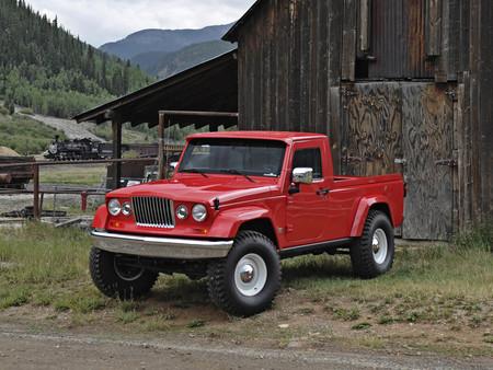 Jeep J 12 Concept