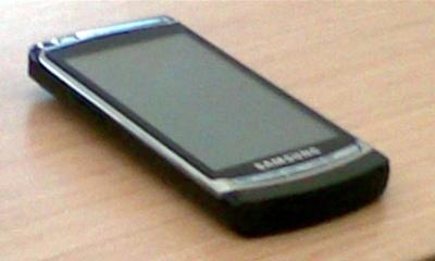 Samsung Acme, más táctiles para el MWC 2009