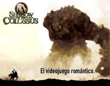 'Shadow of the Colossus', el romanticismo y Caspar David Friedrich. El videojuego romántico