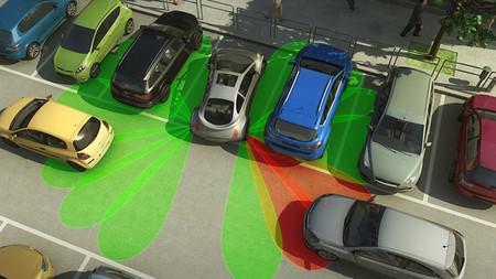 Asistente de aparcamiento