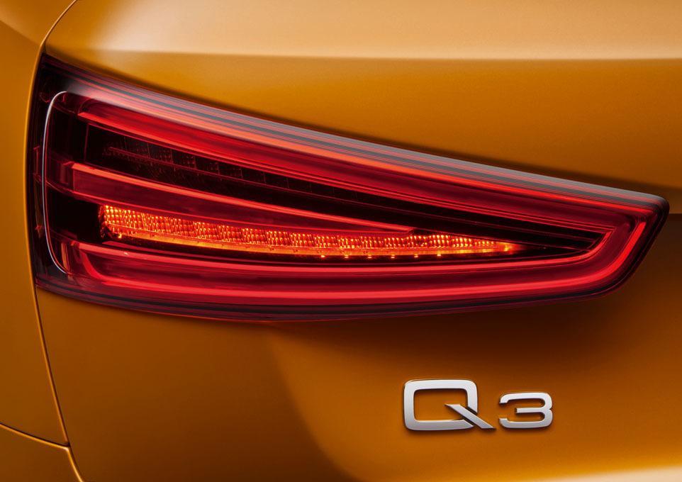 Foto de Audi Q3 oficial (10/31)