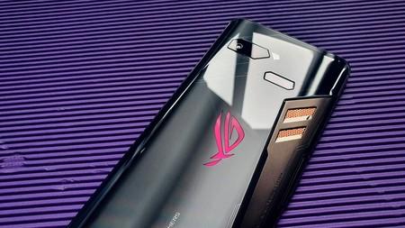 Asus Rog Phone Analisis Mexico Logo Camara Sensor Huellas