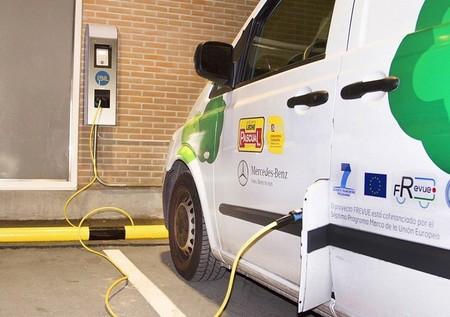 Se inicia en Madrid el proyecto FREVUE para el reparto de mercancías en vehículos eléctricos
