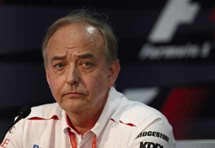 Toyota dejaría la F1 si se implanta el motor único