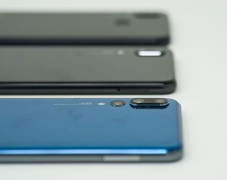 El trío de Huawei