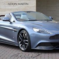 Aston Martin Vanquish Volante AM37, el ejemplar más raro de la marca británica está a la venta