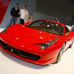 Foto 2 de 5 de la galería ferrari-458-italia-en-el-salon-de-francfort-2009 en Motorpasión