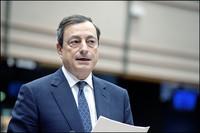 Draghi decepciona al bajar los tipos pero sin anunciar medidas para las pymes