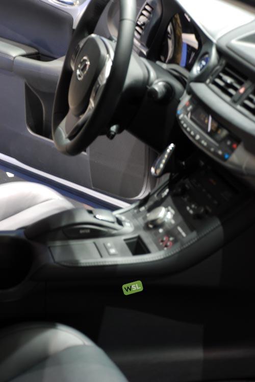 Foto de Embelezzia en la presentación mundial del Lexus CT 200h (15/24)