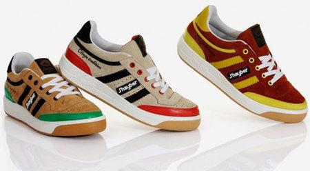 Las zapatillas J