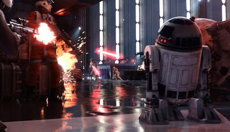Star Wars Battlefront Ultimate Edition incluye el juego base y todos sus DLC's por tan solo $40 dólares
