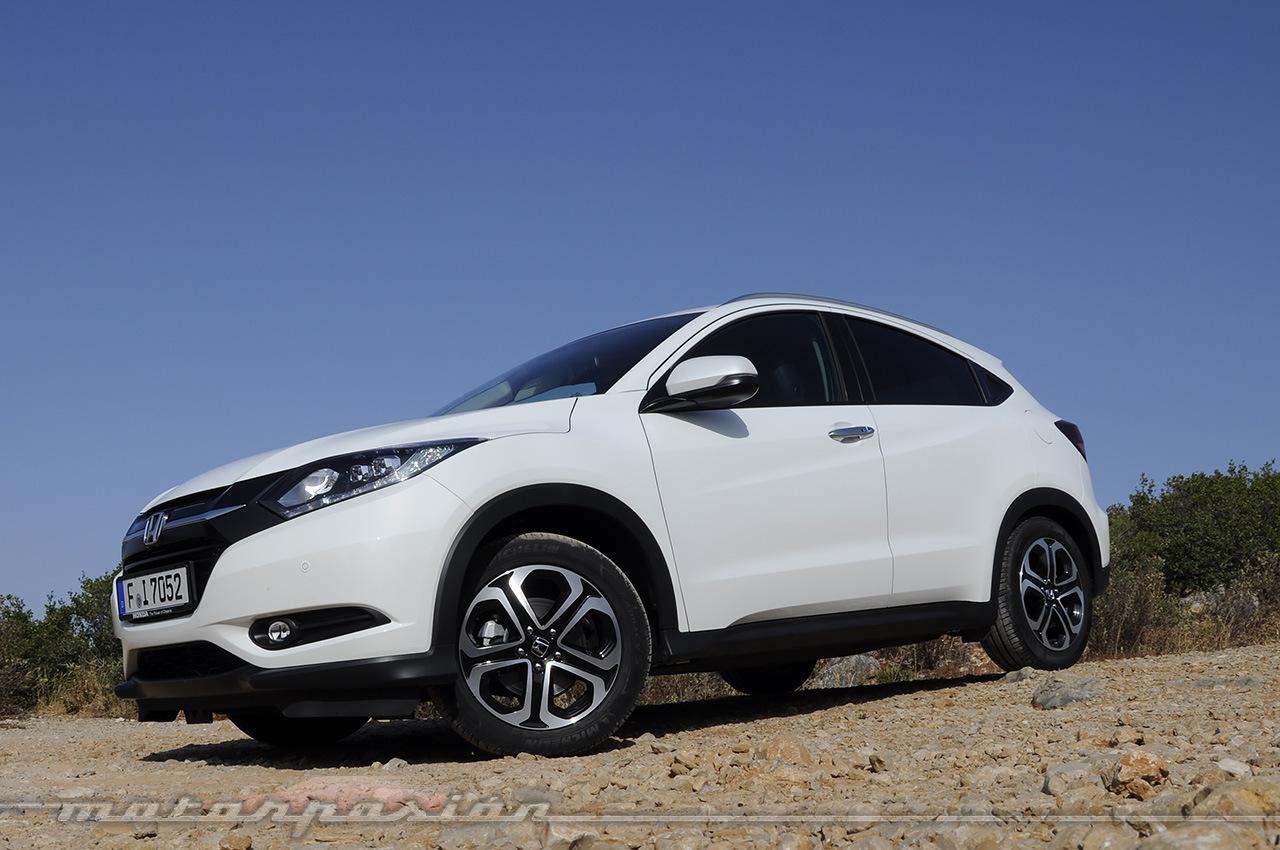 Foto de Presentación Honda HR-V 2015 (3/19)