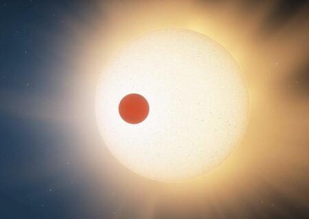 Los astrónomos dicen que este exoplaneta es demasiado caliente como para existir