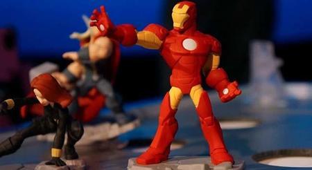Así será Iron Man en Disney Infinity 2.0