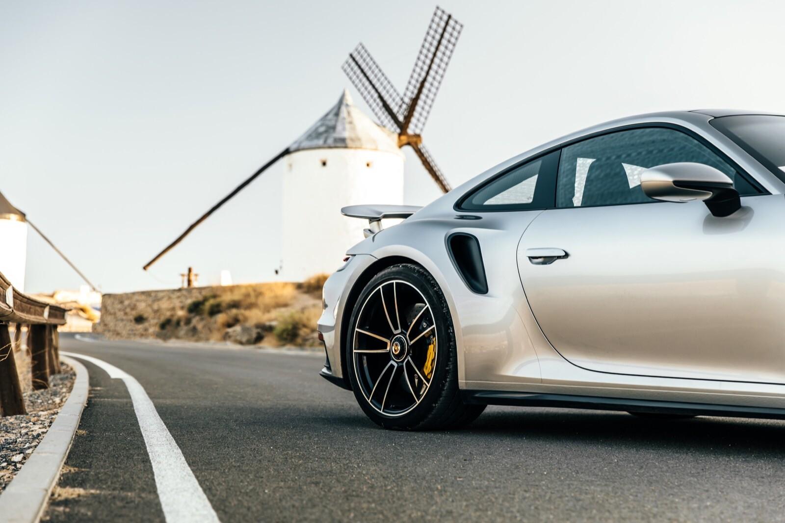 Foto de Porsche 911 Turbo S (Prueba) (31/45)