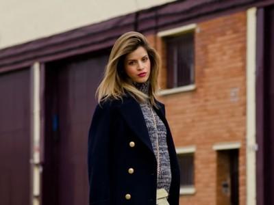 La blogger a la que copiarás los looks si estás embarazada