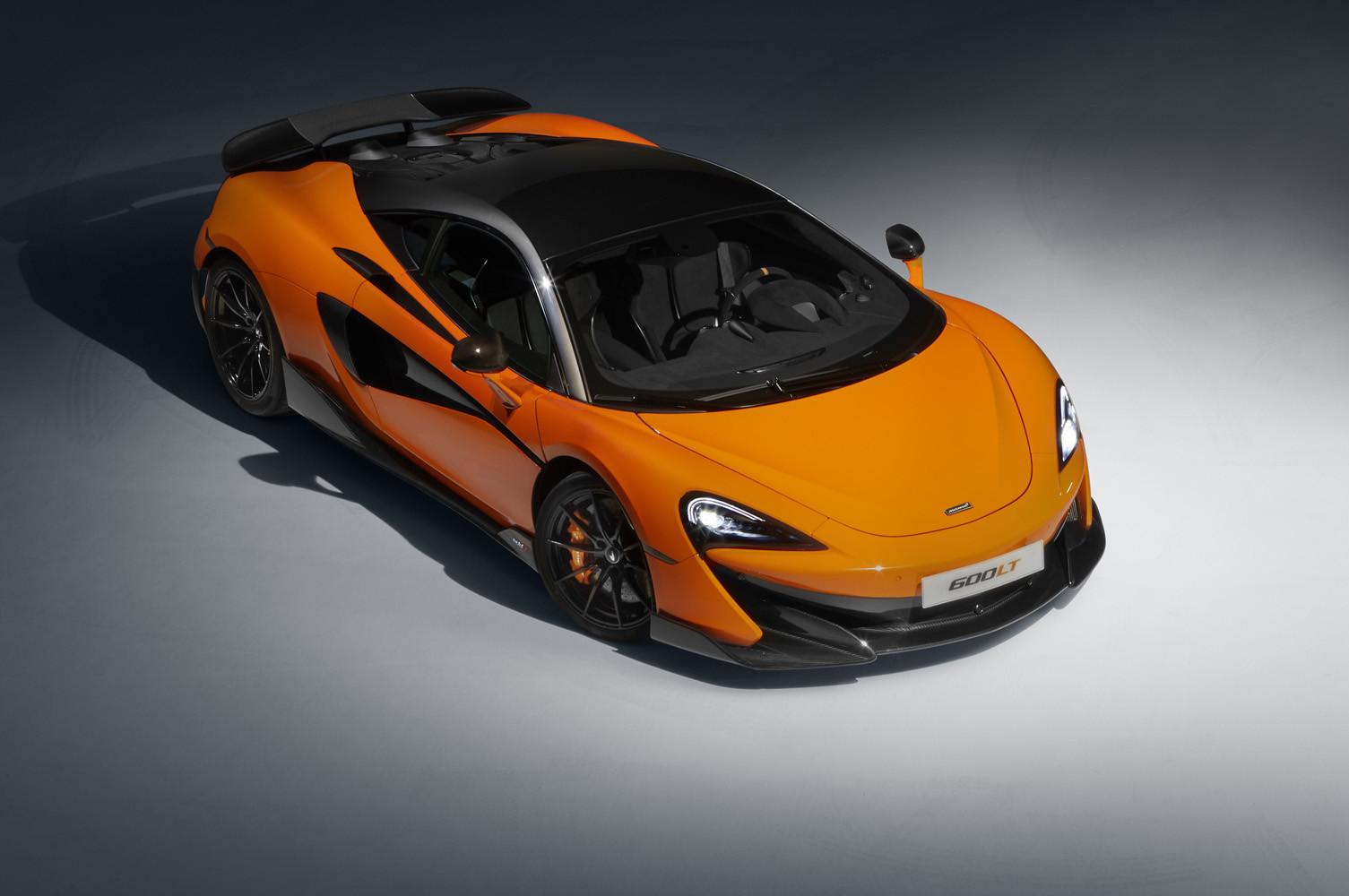 Foto de McLaren 600LT (Naranja) (6/20)