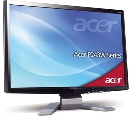 monitor pantalla Acer P243W