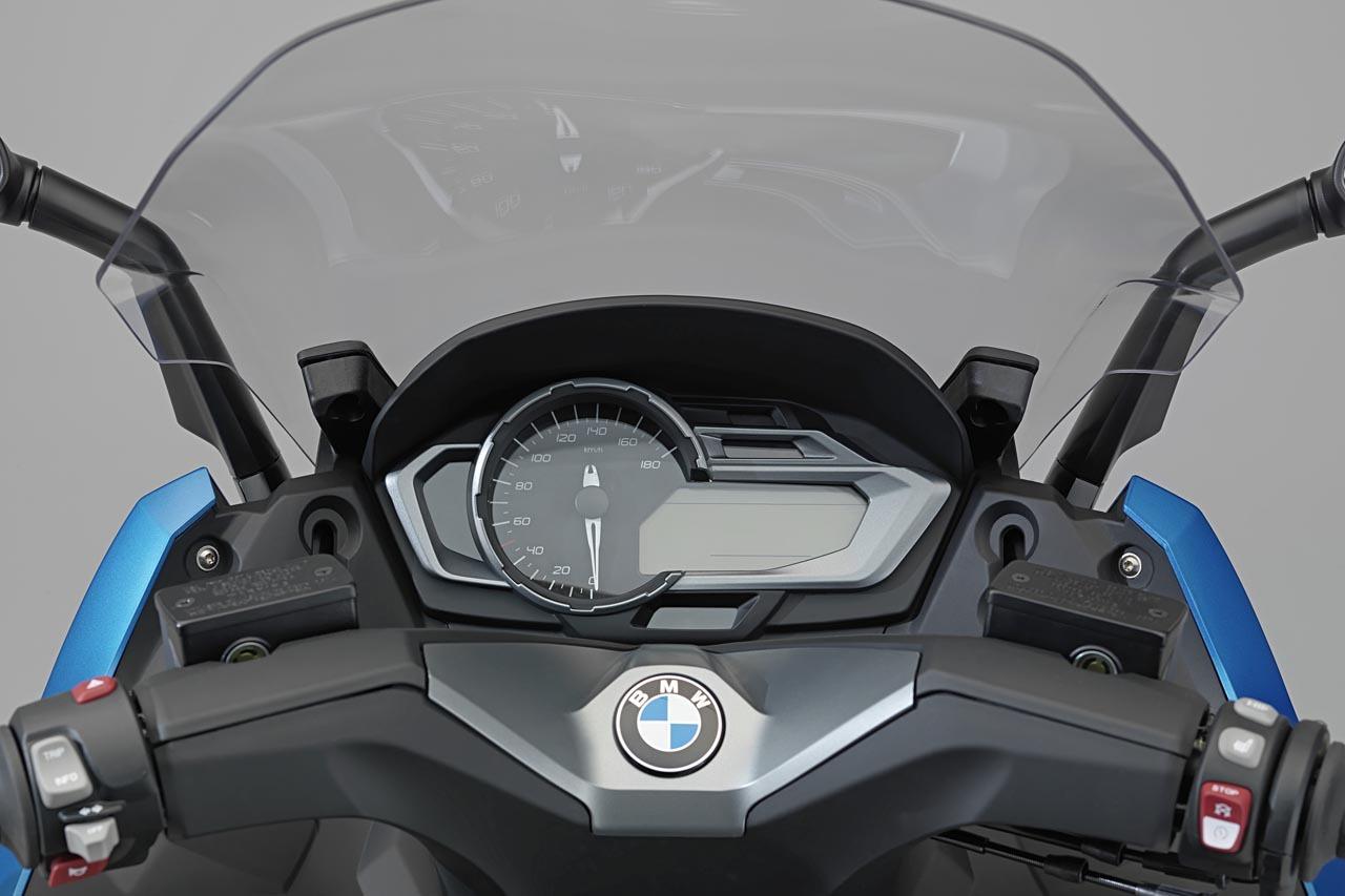 Foto de BMW C 650 GT y BMW C 600 Sport, detalles (20/38)