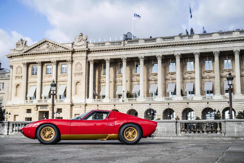 Foto de Lamborghini Miura SV de Jean Todt (31/37)