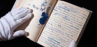 Exponen por primera vez el manuscrito de la primera novela de Samuel Beckett
