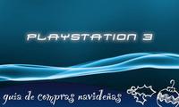 Guía de compras navideñas: PlayStation 3