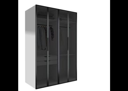 armario negro
