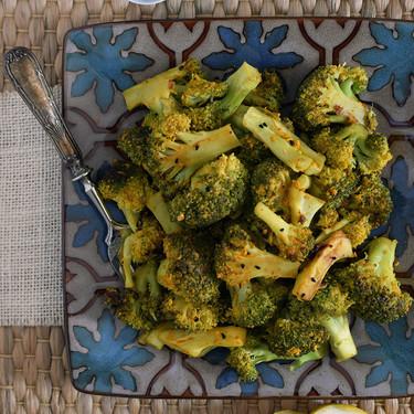 Brócoli con yogur y mostaza: receta saludable con aromas de la India
