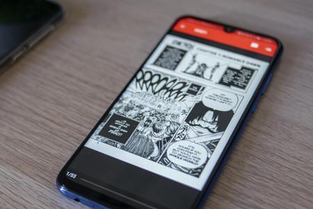 Llega Manga PLUS, una nueva aplicación para leer manga gratis en Android