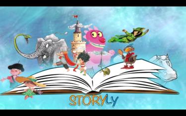 Anima a tus hijos a leer con Storyly, biblioteca digital interactiva para niños