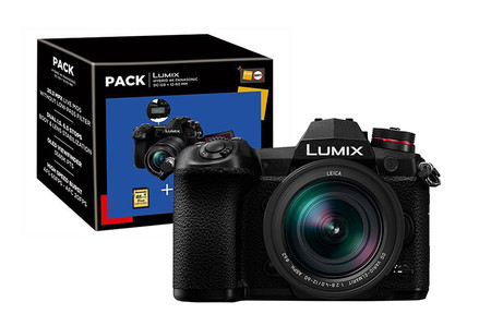 Panasonic Lumix G9 Kit