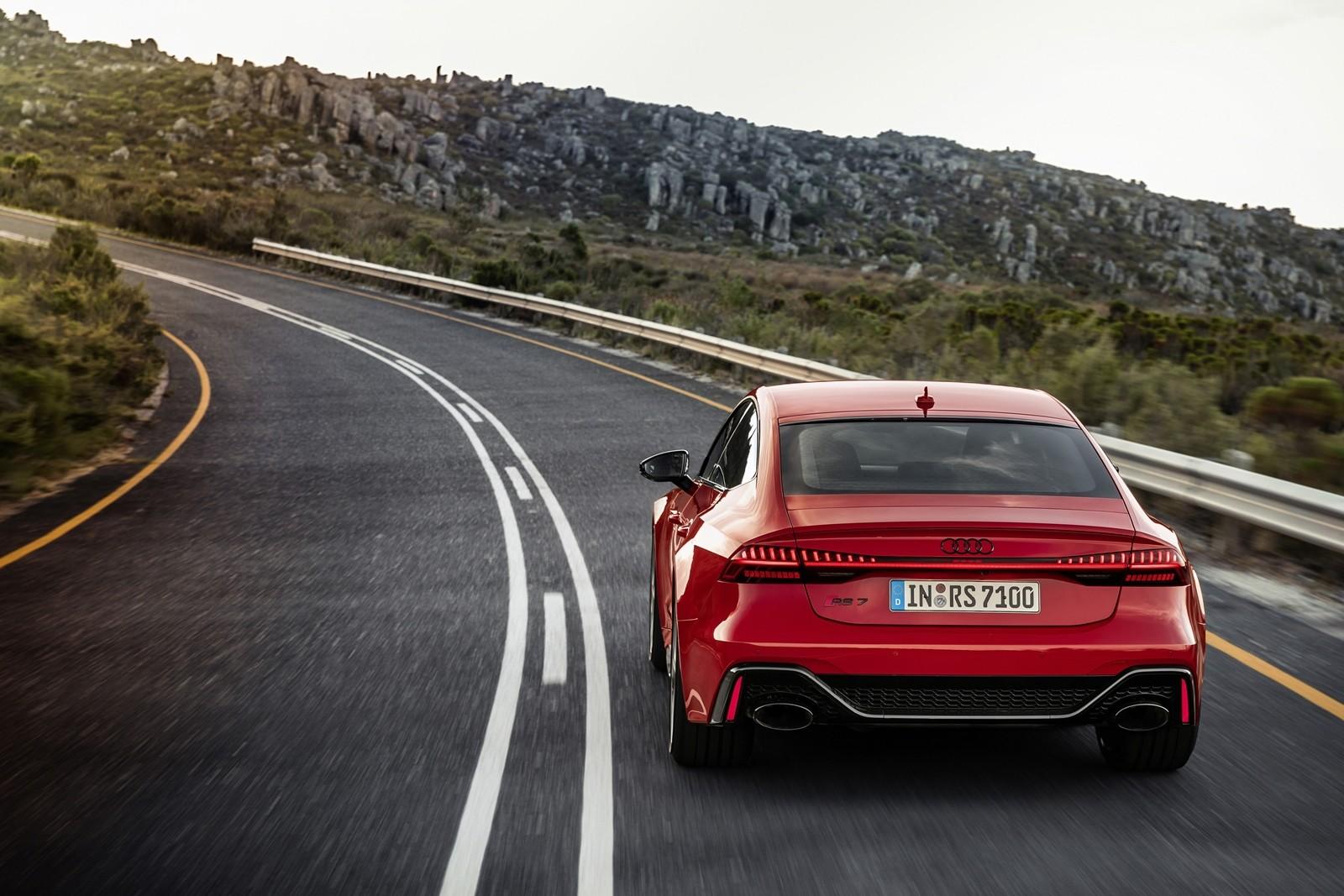 Foto de Audi RS 7 Sportback 2020 (43/44)
