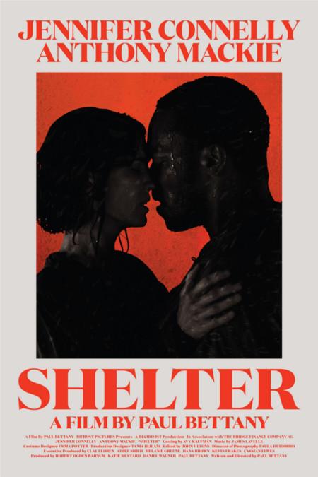 Primer cartel de Shelter