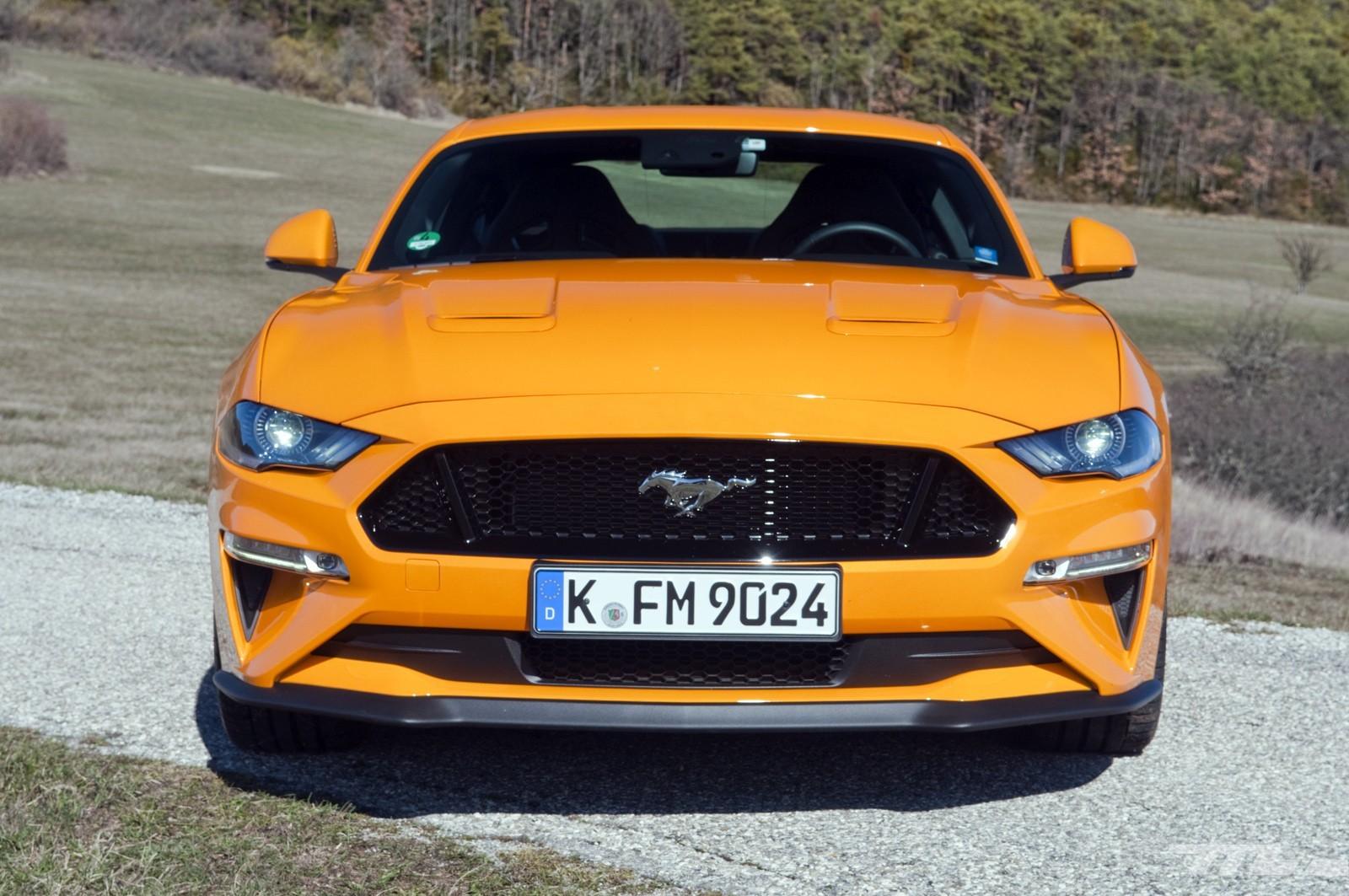 Ford Mustang 2018, toma de contacto