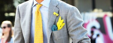 Éstas combinaciones demuestran que el combo amarillo y gris de Pantone funcionan a la perfección este invierno