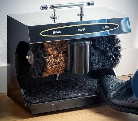 Limpiador de zapatos eléctrico