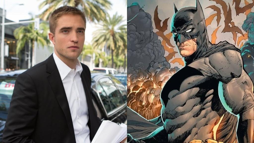 it's official: Warner tab Robert Pattinson as Batman in replacement of Ben Affleck