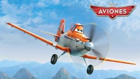 Ya se ha estrenado Aviones la última película de Disney con la participación de la Patrulla Águila