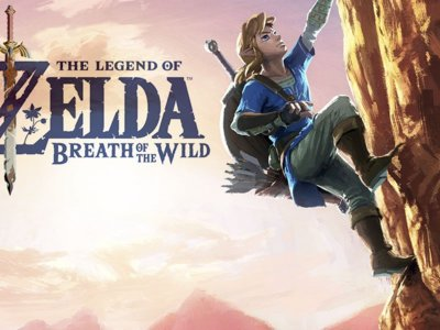45 minutos de gameplay  de The Legend of Zelda: Breath of the Wild aquí y ahora
