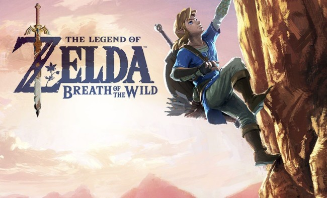 The Legend Of Zelda Breath Of The Wild Nintendo Nx Wii U 289232