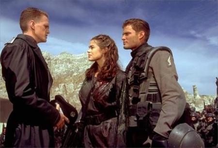 'Starship Troopers', las tropas de Hitler en el espacio