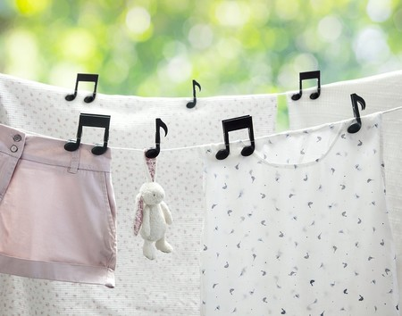 Detalle para la casa de... un amante de la música