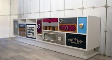 ¿Te gustan los muebles originales? Vas a alucinar con la colección Punk de Lola Glamour