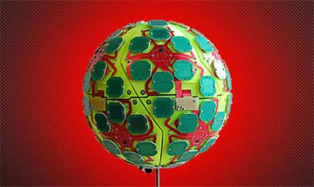 La antena GPS 3D, perfecta para evitar los problemas del GPS en ciudades