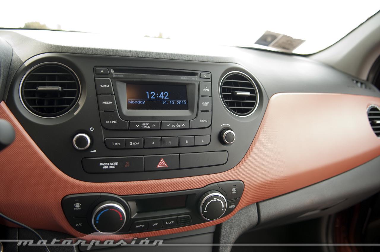 Foto de Hyundai i10 2013 (presentación) (21/28)