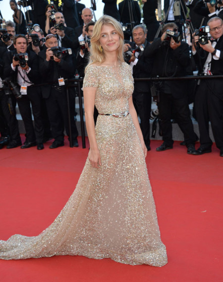 Melanie Laurent Cannes 2015