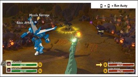 'Costume Quest'. Fecha de salida para PSN y XBLA