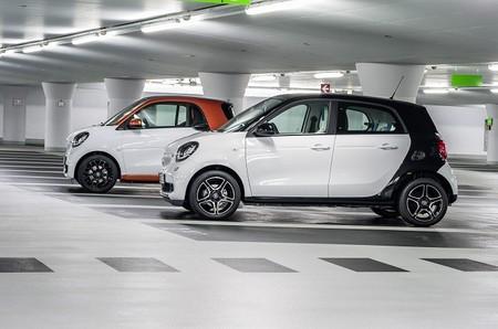 Los nuevos smart fortwo y smart forfour no están mal de precio... al menos en la motorización menor